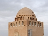 Mausolée du Sultan Ahmad Sanjar. Merv, Turkménistan