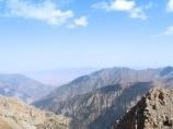 Перевал Удобный (4140 м). Баткенский район, Кыргызстан