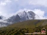 Пик Парус (5037 м). Баткенский район, Кыргызстан