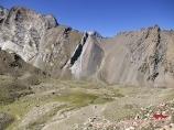 Долина реки Сабах. Баткенский район, Кыргызстан