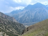 Подъем на перевал Урям (3760 м). Баткенский район, Кыргызстан