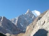 Пик Аксу (5355 м). Баткенский район Ошской области, Кыргызстан