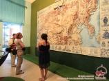 Musée Prezhevalsky. Karakol, Kirghizistan