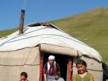 Tach Rabat. Kirghizistan