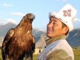 Berkutchi. Kirghizistan