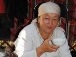 Гостевая юрта. Кочкор, Кыргызстан