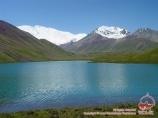 Озеро Тулпаркёль. Чон-Алайская долина, Памир, Кыргызстан