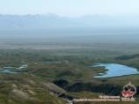 Lago Tulpar Kol. Valle de Chon-Alai, Pamir, Kirguistán