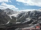 Glacier Yukhin. Pamir, Kirghizstan
