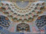 Medersa d'Abdoulaziz-Khan. Boukhara, Ouzbékistan