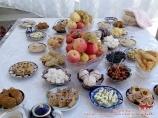 Sucreries ouzbeks. Cuisine nationale ouzbek