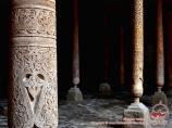 Djuma Mosquée. Khiva, Ouzbékistan