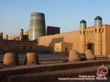 Itchan-Kala (XV s.). Khiva, Ouzbékistan
