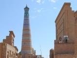 Ensemble Islam-Khodja. Khiva, Ouzbékistan