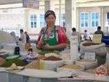 Le marché de Siyab