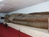 Спящий-Будда. Национальный музей древностей Таджикистана