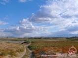 Дорога к озеру Айдаркуль, Узбекистан