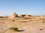 Крепость Гяур-кала Ходжейлинская. Хорезм, Узбекистан