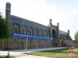 The palace of Khudayar Khan
