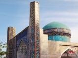 Mausolée de Madarikhan. Kokand, Ouzbékistan