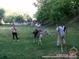 Поселок Хаят. Нуратинские горы, Узбекистан