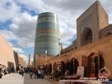 Медресе Мухаммад Амин-хана. Узбекистан, Хива