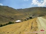 Поселок Хаят, гостевой дом Ширингуль. Нуратинские горы, Узбекистан