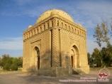 Мавзолей Саманидов. Бухара, Узбекистан