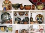 Сувениры в Узбекистане. Керамическая посуда