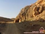 Горная дорога. Нуратинские горы. Узбекистан