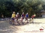 Команда велосипедистов