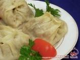 Манты. Узбекская национальная кухня