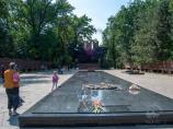 Park named after 28 Panfilov Guardsmen in Almaty, Kazakhstan