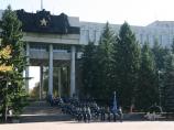 Un parc baptisé d'après 28 gardes Panfilov à Almaty, Kazakhstan