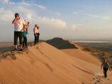 Dune chantante, Kazakhstan
