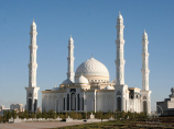 Central Mosque in Astana