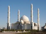 Центральная мечеть в Астане
