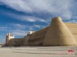 Fortress Ark. Bukhara, Uzbekistan