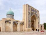 Barak-Khan Madrasah (XVI c.). Tashkent, Uzbekistan