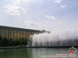 Independence Square. Tashkent, Tour to Uzbekistan