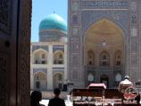 Madrasah Miri-Arab. Complex Poi-Kalyan. Bukhara, Uzbekistan