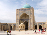 Po-i-Kalyan Complex (12th - 16th cent.). Bukhara, Uzbekistan