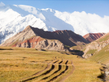 Окрестности Базового лагеря (3600 м)