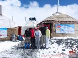 Лагерь 1 (4400 м). Пик Ленина, Памир, Кыргызстан