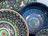 Национальная посуда Узбекистана