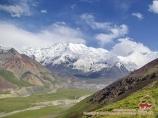 Парапланеризм в Кыргызстане. Памиро-алай, Базовый лагерь под пиком Ленина