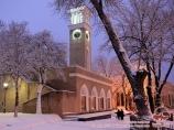 Carillon (XX s.).  Tachkent, Ouzbékistan