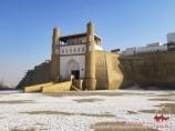 Forteresse d'Ark. Boukhara, Ouzbékistan