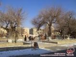 In der Nähe von Lyabi House. Buchara, Usbekistan