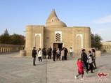 Мавзолей Чашма-Аюб (XII в.). Бухара, Узбекистан